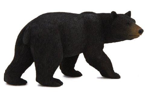 1 X Mojo Fun 387112 American Black Bear - Realistic International Wildlife Toy Replica - 1