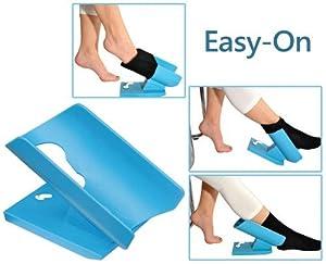Amazon.com: Easy On - Easy Off Sock Aid - Easy On - Easy