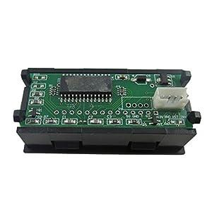 DIGITEN DC 12V Digital Timer Totalizer Hour Chronometer Industrial Meter Red