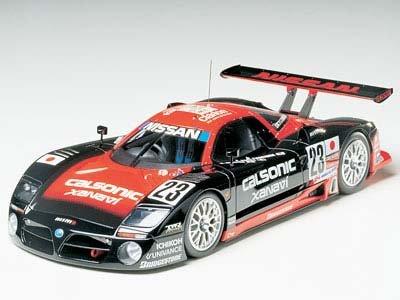 Nissan R390 GT1 - 1:24 Cars - Tamiya