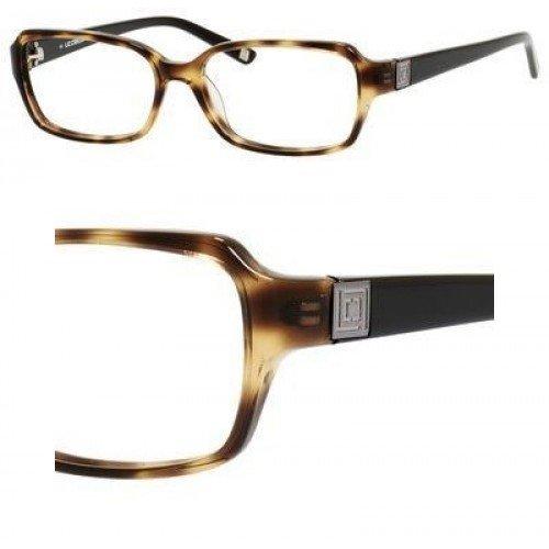 LIZ CLAIBORNE Eyeglasses 399 0DB1 Dark Havana
