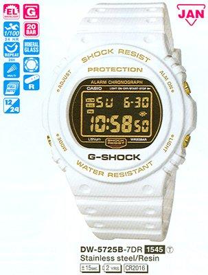 GSHOCK Men's Watches G-SHOCK 25th Anniversary DW-5725B-7DR - AA - Buy GSHOCK Men's Watches G-SHOCK 25th Anniversary DW-5725B-7DR - AA - Purchase GSHOCK Men's Watches G-SHOCK 25th Anniversary DW-5725B-7DR - AA (Casio, Jewelry, Categories, Watches, Men's Watches, By Movement, Quartz)