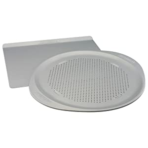 Farberware Insulated Pizza Pan and Cookie Sheet Baking Set by Farberware