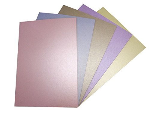 crafters-companion-a4-40-piece-centura-pearl-sheet-card-pack-pastels-multi-colour