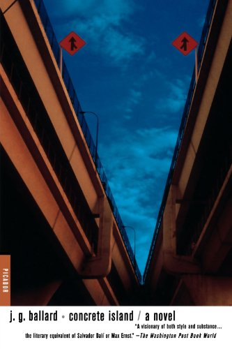 Concrete Island: A Novel