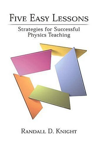Five Easy Lessons: Strategies for Successful 