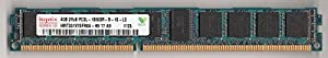 HYNIX HMT351V7BFR8A-H9 PC3L-10600R DDR3 1333 4GB ECC REG 2RX8 VLP (FOR SERVER ONLY)