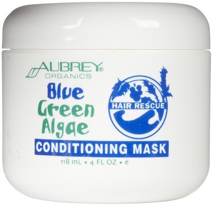 Aubrey Organics: Blue Green Algae Conditioning Hair Mask, 4 Oz (3 Pack)