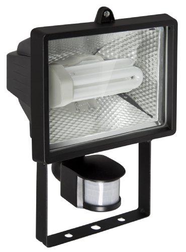 Lampadaire avec detecteur pas cher for Petit lampadaire exterieur
