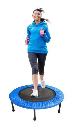 Upper Bounce Mini Foldable Fitness Trampoline
