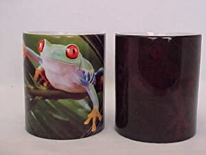 Frog Color Change Coffee Mug