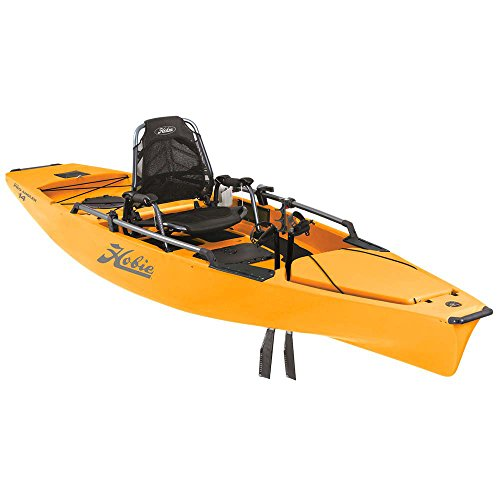 Hobie Mirage Pro Angler 14 Kayak 2018 – 13ft8/Papaya Orange