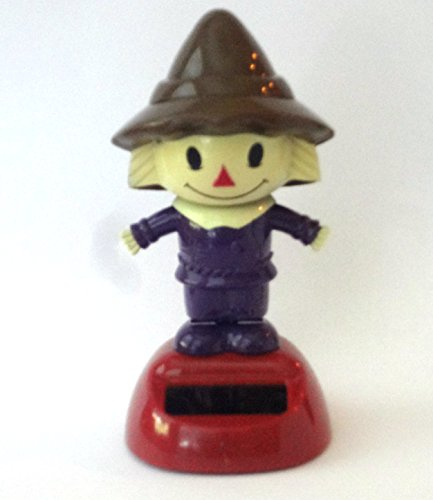 Solar Dancing Scarecrow Purple Outfit - New for 2014 - 1