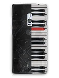 YuBingo Piano Mobile Case Back Cover for OnePlus 2