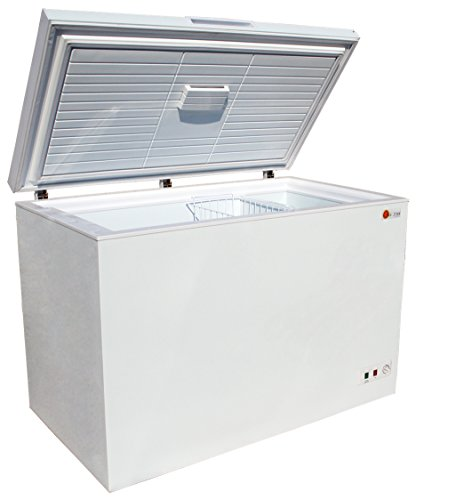 SunStar 14 Cu.Ft. Solar-Powered Chest Freezer