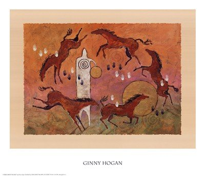 Horses Create The Wind by Ginny Hogan
