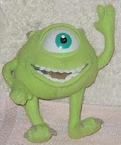 """Monsters Inc. 5"""" Bend 'em Pose 'em Plush Mikey"""