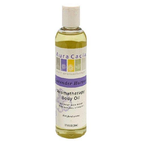 Aura Cacia Lavender Harvest, Aromatherapy Body