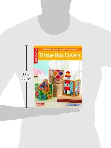 Tissue Box Covers: Plastic Canvas
