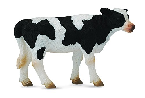 CollectA Standing Friesian Calf