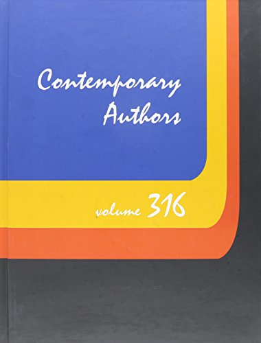 Contemporary Authors: A Bio-Bibliographical Guide to Current Writers in Fiction, General Nonfiction, Poetry, Journalism, Drama, Motion Pictu