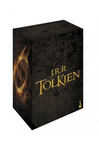 Pack Tolkien (El Hobbit + La Comunidad + Las Dos Torres + El Retorno del Rey) J.