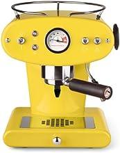 Illy FrancisFrancis! 26348 X1 Ground Espressomaschine gelb
