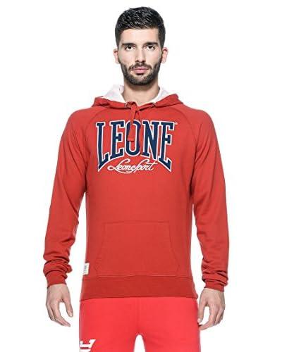 Leone 1947 Felpa [Rosso]