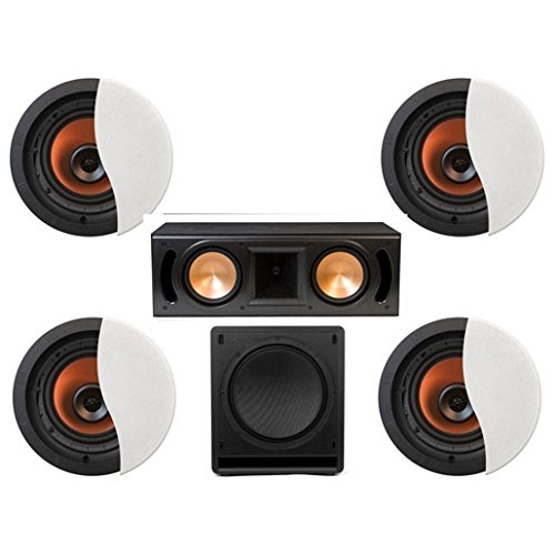 Klipsch Cdt-5800-Cii In-Ceiling System #3/Rc62Ii