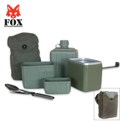 Serbian Military Mess Kit - Complete