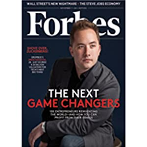 Forbes, October 24, 2011 | [Forbes]