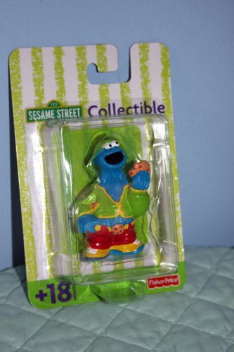 Cookie Monster Sesame Street Collectible Figure