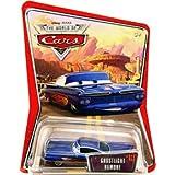 Disney / Pixar CARS Movie 1:55 Die Cast Car Series 3 World of Cars Ghostlight Ramone ~ Disney Pixar