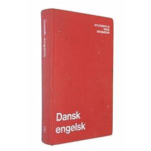 ordbog engelsk dansk burdened