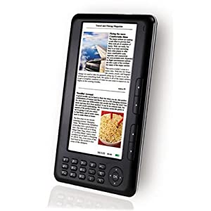Skytex Primer 7-Inch Color E-reader and Media Player