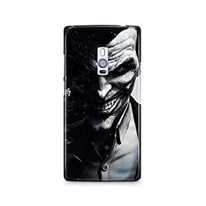 Motivatebox - Oneplus two - 2 Back Cover - Animated Polycarbonate 3D Hard case protective back cover. Premium Quality designer Printed 3D Matte finish hard case back cover.