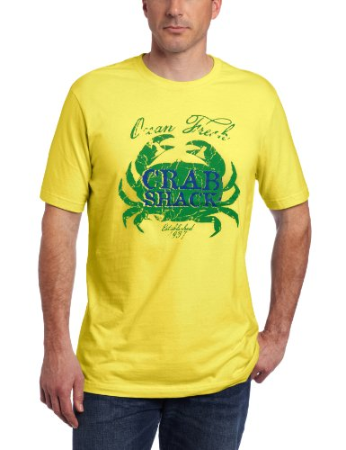 IZOD Men's Crab Shack Graphic Tee