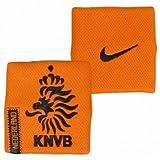 ナイキ オランダ ナショナルチーム リストバンド オレンジ×ブラック