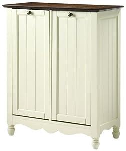 Fine Good Choice Southport Double Hamper 32Hx26Wx13D Ivory Oak Ibusinesslaw Wood Chair Design Ideas Ibusinesslaworg