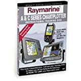 echange, troc Raymarine a & C Series Chartplotter: Rc400 Rc435 [Import USA Zone 1]