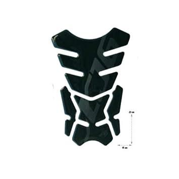 Protection de reservoir Moto MODELS en Gel compatible DUCATI carbone noir Pad r/éservoir 3D