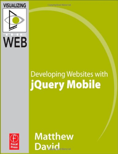 Developing Websites with Jquery Mobile