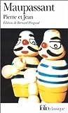 echange, troc Guy de Maupassant - Pierre et Jean