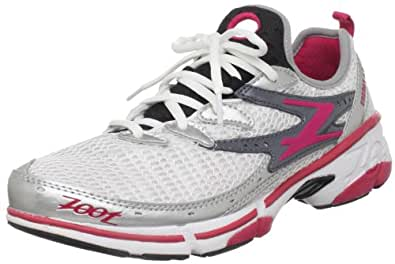 Zoot Women's Energy 3.0 Running Shoe,White/Black/Virtual Pink,6 M US