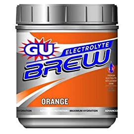 GU Sports Electrolyte Brew Replacement Sports Drink - 2 lb. Canister