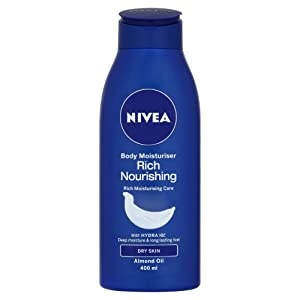 NIVEA Body Rich Nourishing Moisturiser - 400 ml