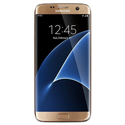 Samsung Galaxy S7 EDGE G935F 32GB Factory Unlocked GSM Smartphone International Version (Platinum Gold)