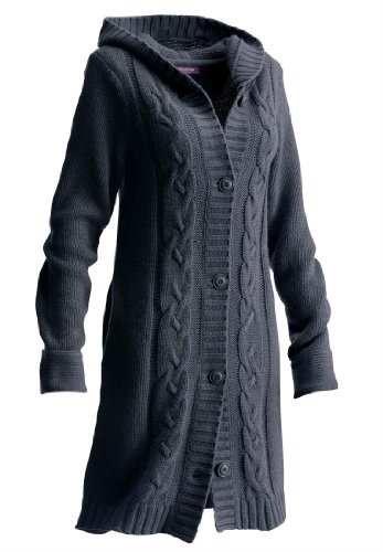 Best Sweater Product Taillissime Womens Plus Size Long Hooded