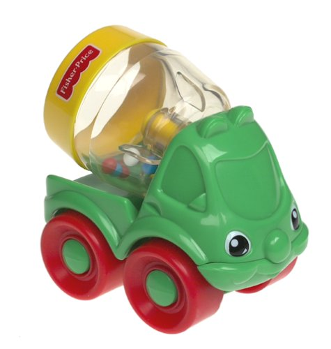 Fisher Price Happy Cement Mixer