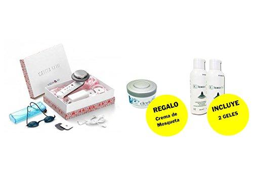 Cavita Body Plus Tragbares Kavitationsgerät für den Fettabbau,umfasst 1 x Gel für Kavitation